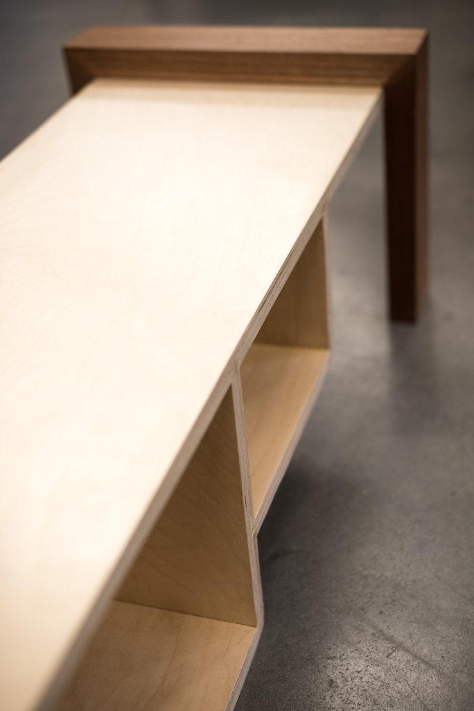 Hayden  coffee table